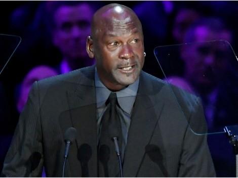 ¡McGregor, no eres el único! Michael Jordan y su pitcheo en MLB que te hará reír