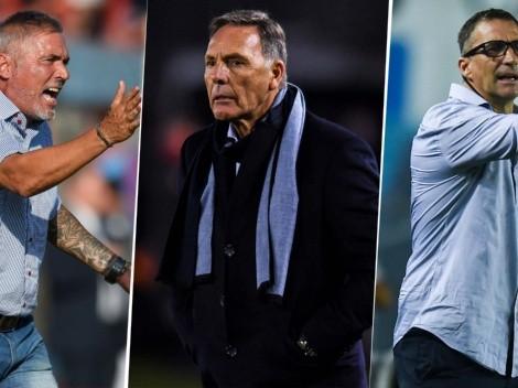 Casi uno por fecha: los 8 técnicos que se fueron en la Liga Profesional