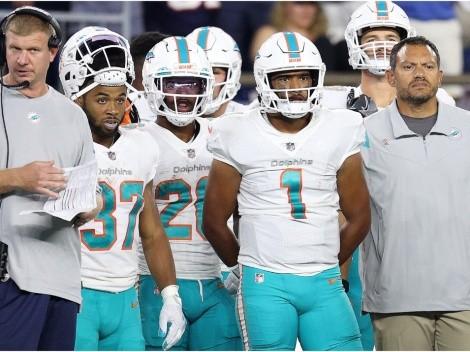 Malas noticias para Miami Dolphins de cara a la Semana 3