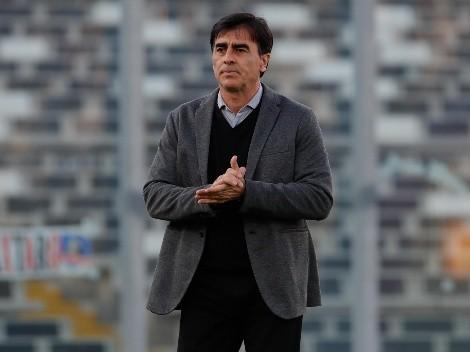 Colo Colo quiere avanzar en la renovación de Quinteros