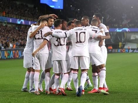 Sin Messi, el XI inicial del PSG para jugar ante el Metz