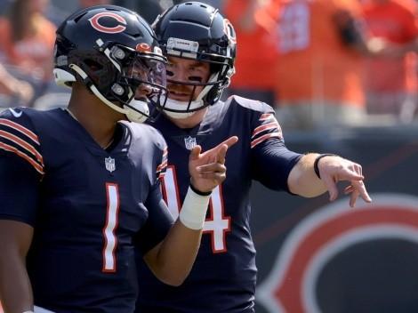 Llegó el momento: Chicago Bears toma decisión con Justin Fields