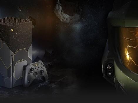Pré-venda da edição especial Xbox Series X Halo Infinite  começa amanhã (23)