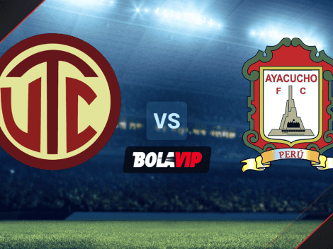 CÓMO VER EN VIVO: UTC Cajamarca vs. Ayacucho por la Liga 1 de Perú 2021