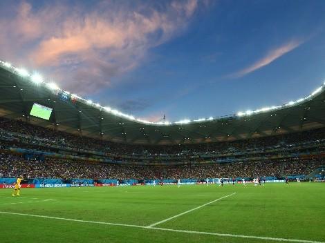 Governador do Amazonas confirma público em Brasil x Uruguai, pelas Eliminatórias