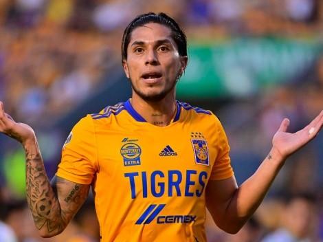 Salcedo, dolido por la derrota con Rayados y con sed de revancha