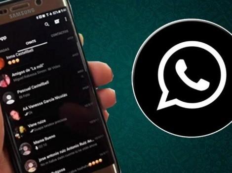 WhatsApp: cómo activar el nuevo modo ultra oscuro para ahorrar batería
