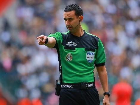 Definido el árbitro para el clásico nacional