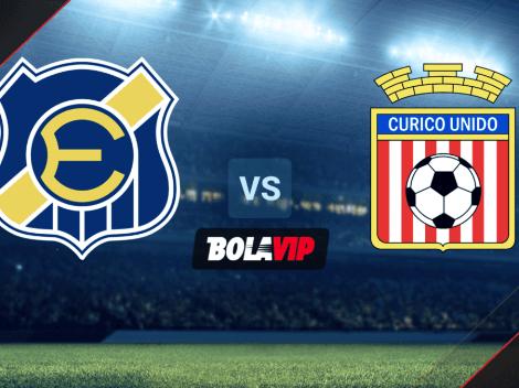 Qué canal transmite Everton vs. Curicó Unido por el Campeonato AFP Plan Vital de Chile 2021