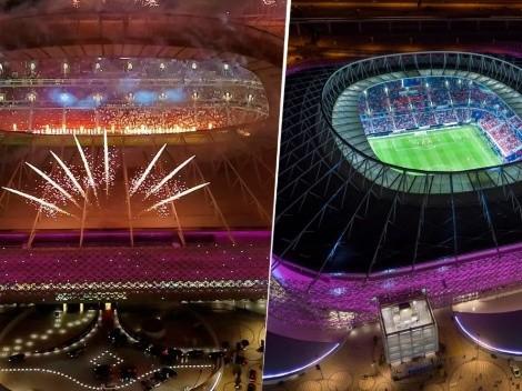 El impresionante estadio mundialista en el que James será local en Catar