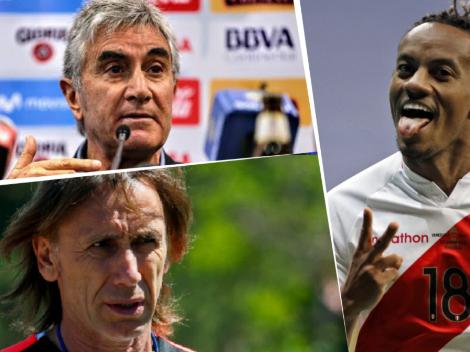 """Juan Carlos Oblitas confirma presencia de André Carrillo: """"Su lesión no le impide ser llamado"""""""