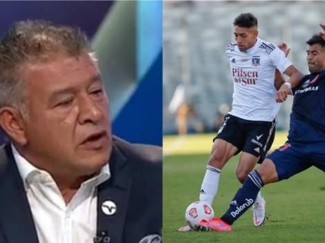 """Borghi y el Superclásico: """"Las secuelas para la U son mucho más graves"""""""