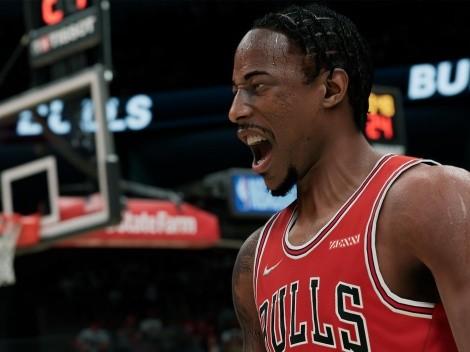 NBA 2K22 lanza su nueva actualización con mejoras de rendimiento en PS5 y Xbox Series