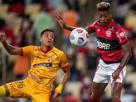 Após duelo, Renato Gaúcho elogia equipe do  Barcelona de Guayaquil