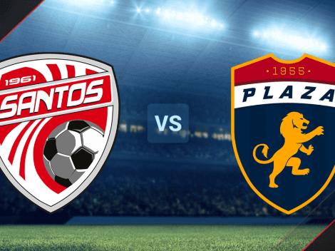 Santos Guápiles vs. Plaza Armador EN VIVO por la Liga Concacaf 2021 | Ida de octavos de final | Hora y canal de TV