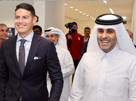"""""""Vine a Catar porque quiero estar en el Mundial de 2022"""""""