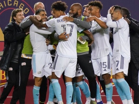 El récord histórico que logró MLS 2021 durante esta semana