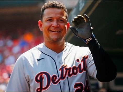Detroit Tigers prepara homenaje por todo lo alto a Miguel Cabrera