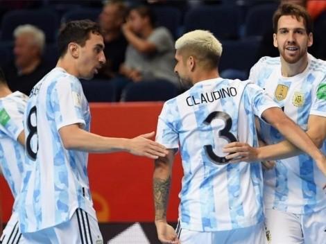 La Argentina ganó y cumplió: derrotó a Paraguay por el Mundial de Lituania