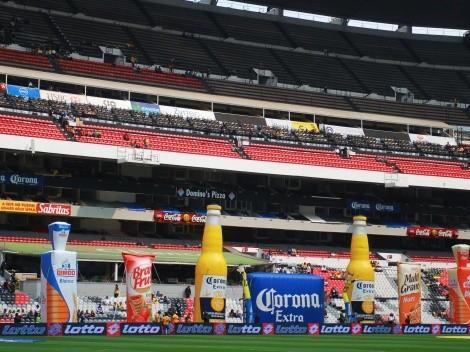 El inaudito destino que tendrá el palco del Azteca que fue rifado en la Lotería Nacional