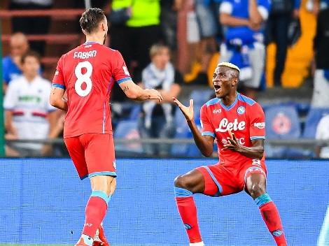 Nadie los para: Napoli ha vuelto a golear