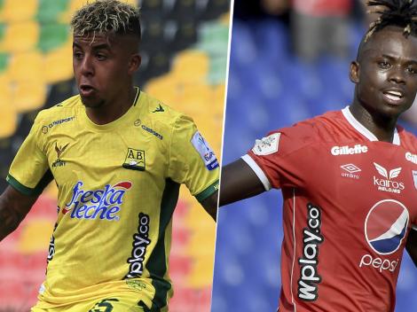 ◉ EN VIVO: Atlético Bucaramanga vs. América de Cali