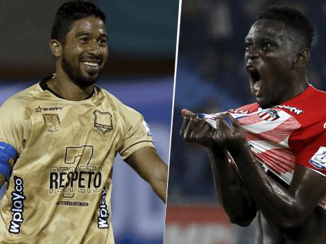 EN VIVO: Águilas Doradas vs. Junior de Barranquilla