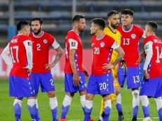 Chile define localía para enfrentar a Paraguay y Venezuela en octubre