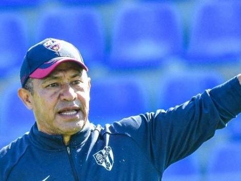 Nacho Ambriz no se espanta ante el mal momento del Huesca