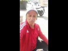 Conmovedor: el video de Anthony De Ávila días antes de ser capturado en Italia