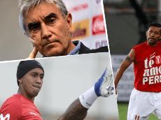 """Juan Carlos Oblitas al 'Chorri' Palacios por críticas a Renato Tapia: """"Con el 'dedito' es fácil contestar"""""""