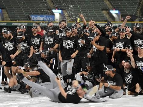 Chicago White Sox avanza a la postemporada como campeón de división