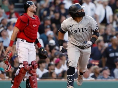 Los abridores para la serie entre Red Sox y Yankees por MLB 2021