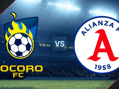 Jocoro vs. Alianza EN VIVO ONLINE por la Liga Mayor de El Salvador: fecha, hora, canal de TV y minuto a minuto