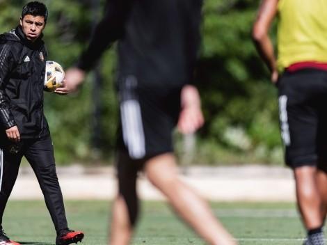 Gonzalo Pineda descarta opción de volver a México y Chivas para quedarse en MLS