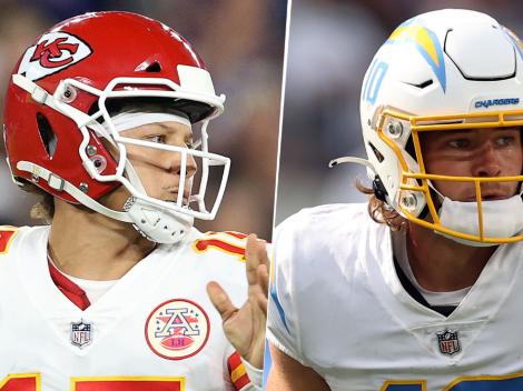 EN VIVO: Kansas City Chiefs vs. Los Angeles Chargers | Pronóstico, horario, streaming y canal de TV para ver EN DIRECTO ONLINE la Semana 3 de la NFL 2021