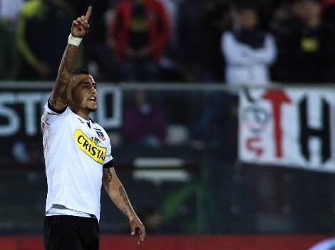Vidal y su arenga a Colo Colo en la previa al Superclásico