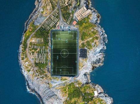 Os 25 estádios mais diferentes do mundo