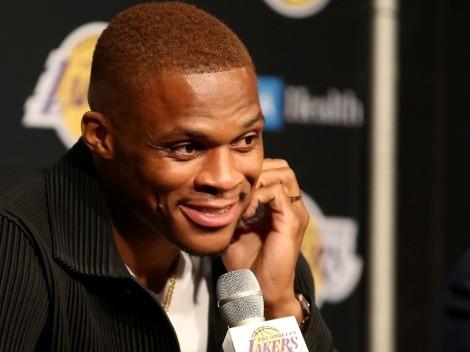 Russell Westbrook producirá y protagonizará documental sobre su carrera en NBA