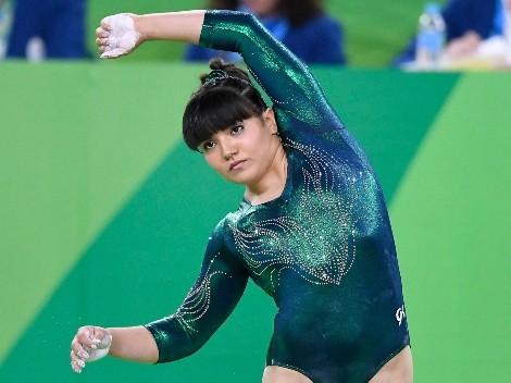 Alexa Moreno disputó Tokio 2020 con una lesión en el hombro y por fin entró a cirugía