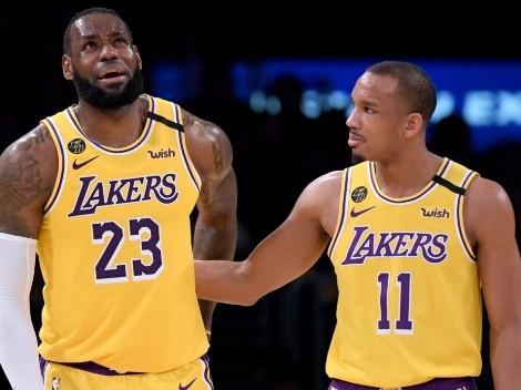 Warriors firma a un jugador que fue campeón con LeBron James en Lakers