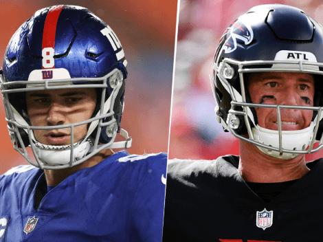 EN VIVO: New York Giants vs. Atlanta Falcons   Pronóstico, horario, streaming y canal de TV para ver EN DIRECTO la Semana 3 de la NFL 2021
