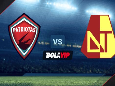 EN VIVO: Patriotas vs. Deportes Tolima por la Liga Betplay