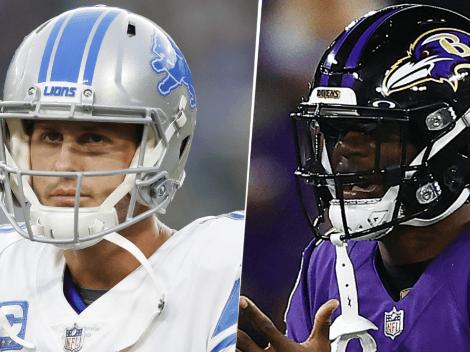 EN VIVO: Detroit Lions vs. Baltimore Ravens   Pronóstico, horario, streaming y canal de TV para ver EN DIRECTO ONLINE la Semana 3 de la NFL 2021
