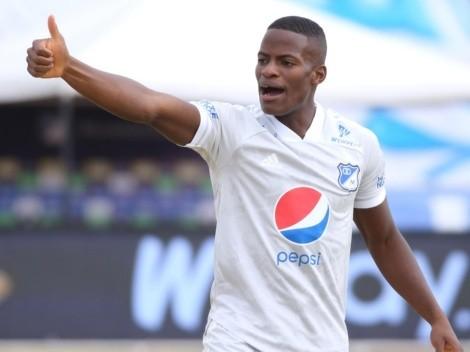 Incertidumbre en Millonarios: afirman que Andrés Román lleva tres días en Europa