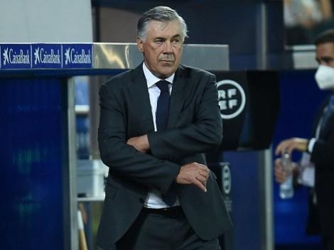 Carlo Ancelotti entregó su punto de vista sobre el presente de Barcelona