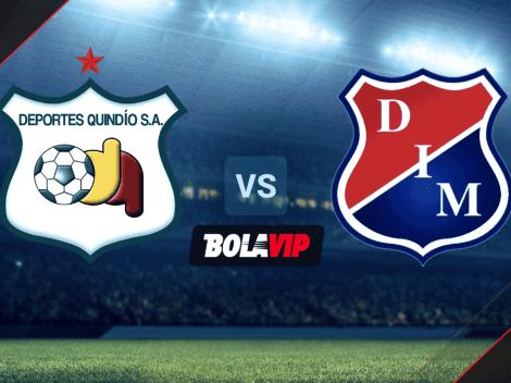 EN VIVO: Deportes Quindío vs. Independiente Medellín por la Liga Betplay