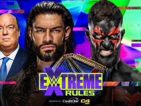 Roman Reigns contra Finn Balor por el Campeonato Universal de WWE
