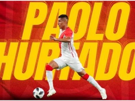 Ya tiene hora y día de llegada: Paolo Hurtado se unirá a la Unión Española como nuevo jugador