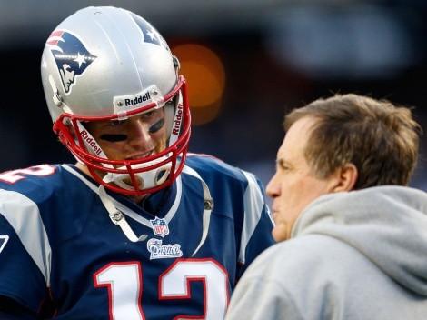 Brady no desmiente acusaciones a Bill Belichick por su salida de los Patriots